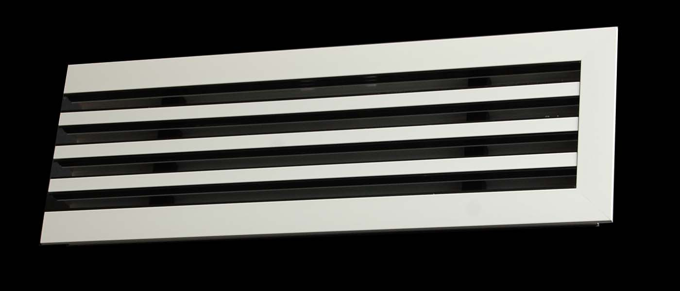 Krueger Linear Diffuser : Return air linear slot diffuser arld airmaster