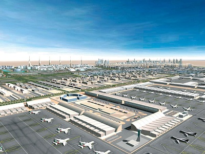 Dubai World Central Airport