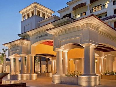 St.Regis Hotel, Yas Island