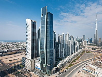 Business Bay-11 Towers