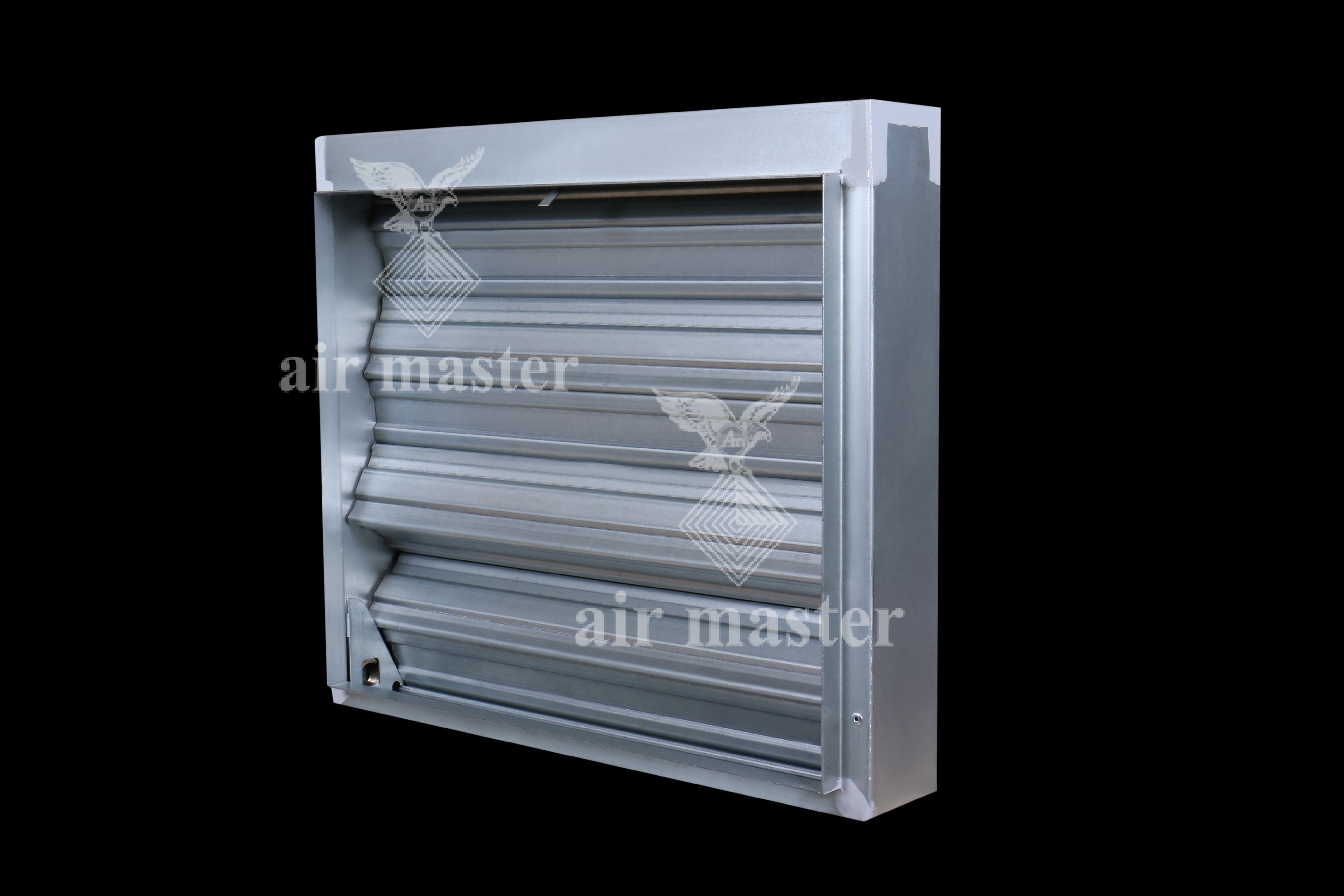 Brand New 3791 Motorized Air Damper Water Cooled