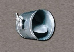 Circular-Volume-Control-Damper