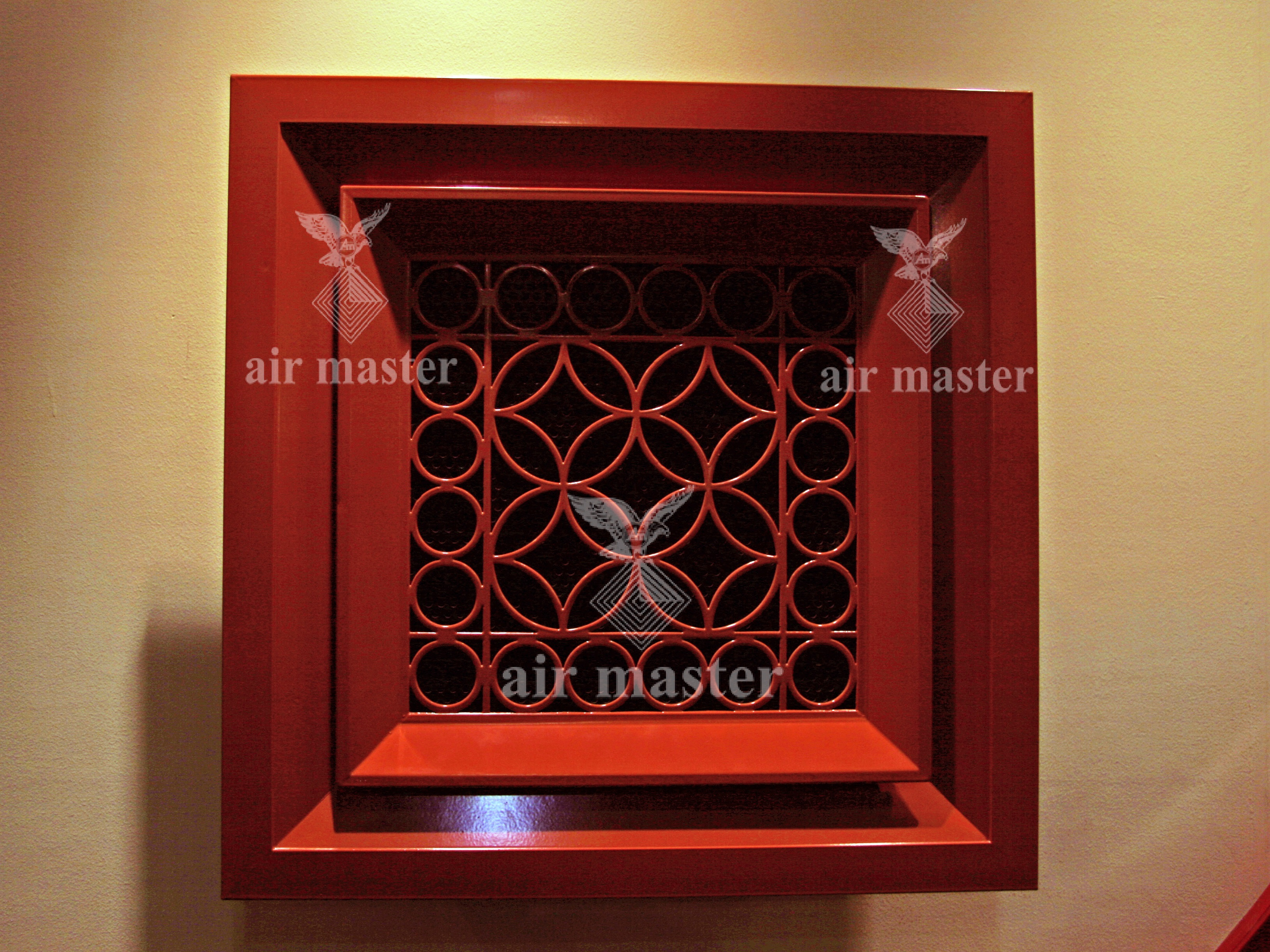 Airmaster emirates decorative grilles hvac