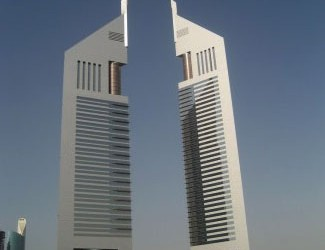 6. Emirates Towers