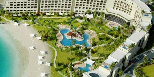 zallaq Sofitel resort - Bahrain