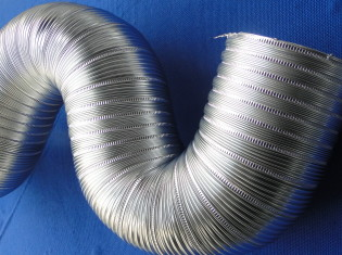 flexible metal duct