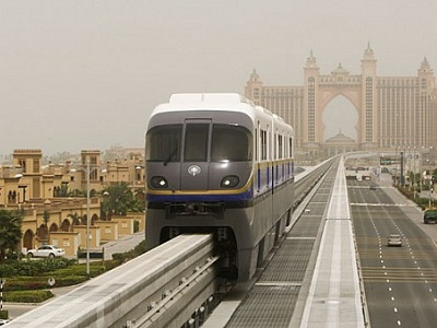 Mono Rail Project, Palm Dubai