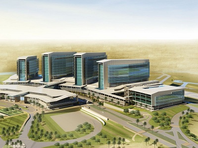 MAFRAQ Govt. Hospital VIP Wing