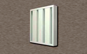 Louvers manufacturers in UAE | Sand Trap Louvers with Dampers | HVAC