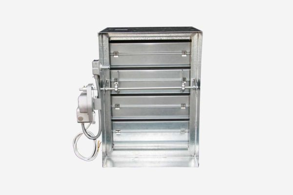Motorized Fire Damper