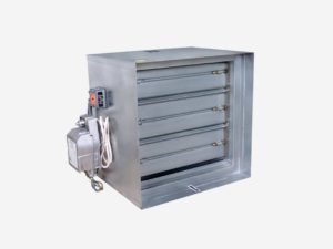 Motorized Smoke Damper