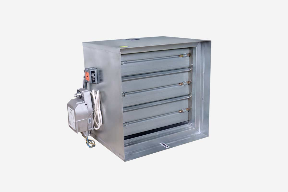 Airmaster | Motorized Smoke Damper | Fire Damper | Non Return Damper