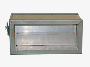 Pre-Insulated Volume Control Damper