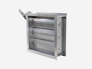 Stainless Steel Volume Control Damper