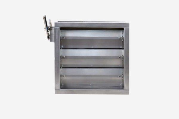 Stainless Steel Volume Control Damper