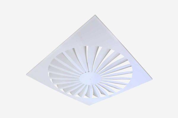 Swirl-diffuser