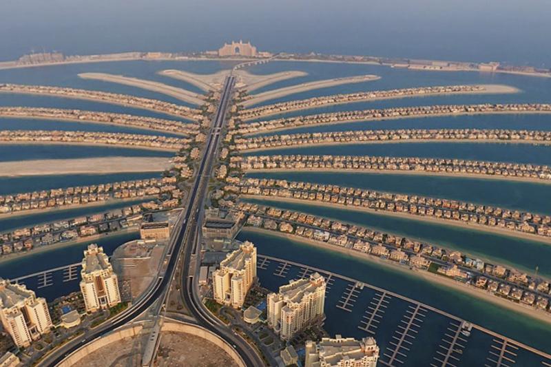 The Plam Jumeriah, Dubai | Airmaster Equipments Emirates