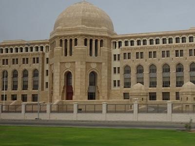 Muscat Royal Court Affairs Oman