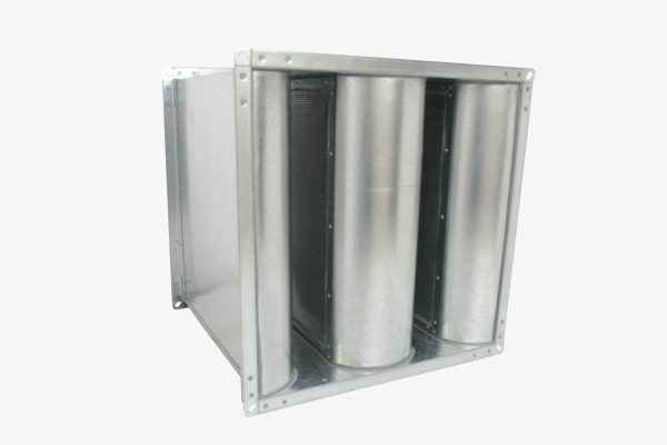 Sound Attenuators – Rectangular