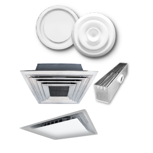 HVAC Product Manufactures & Supplies | Grilles, Diffuser