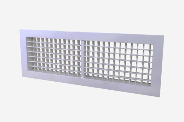 Double deflection grille front horizontal-ASG-H-1