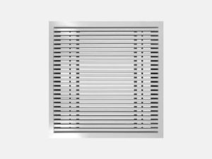 heavy duty floor grille