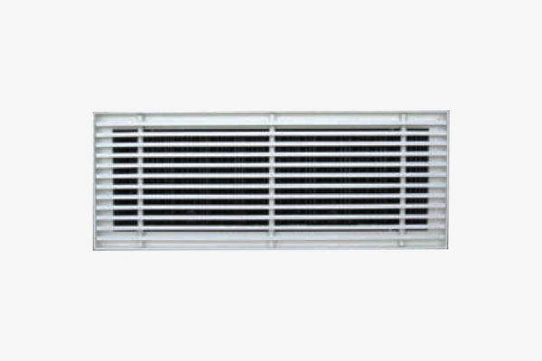 Light duty floor grille AFG-L