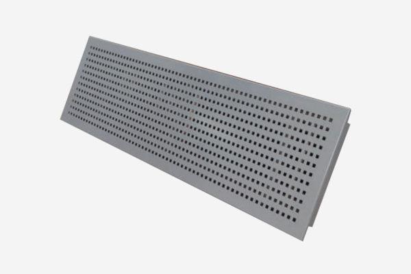 Linear Floor Displacement Diffuser