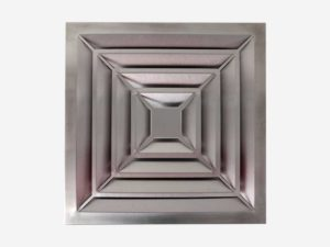 Stainless Steel Square ceiling diffuser