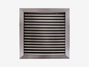 Heavy duty floor grille - Stainless Steel