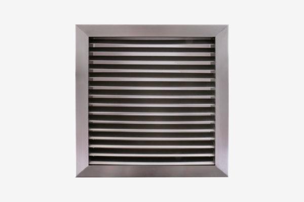Heavy duty floor grille - Stainless Steel