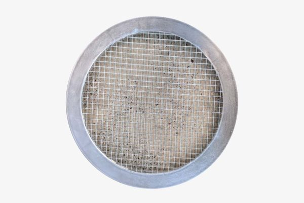 Round Egg Crate Grille