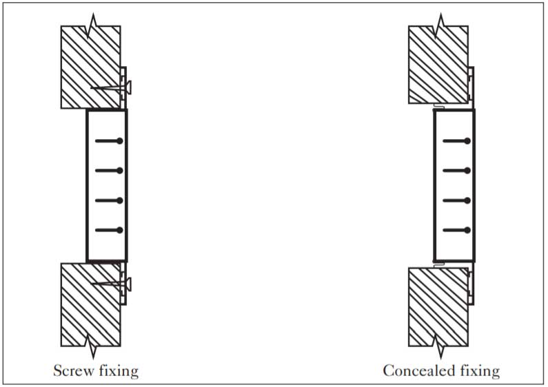 HVAC-Grilles-and-Registers-fixing-details